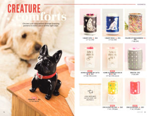 SCENTSY FALL WINTER 2018 2018 CATALOG PAGE 16