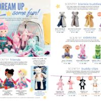 SCENTSY BUDDY CLIPS & FRIENDS
