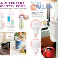 SCENTSY WALL DIFFUSERS