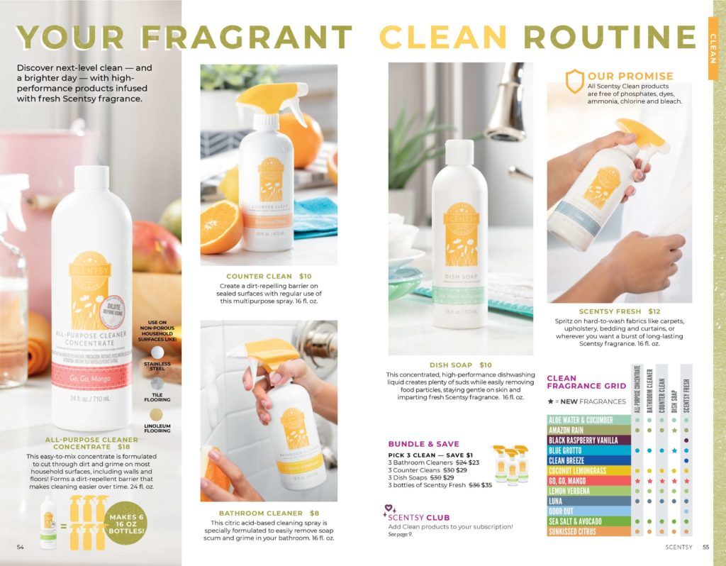 New Go Go Mango Scentsy Counter Clean Scentsy 174 Buy Online Scentsy Warmers Amp Scents