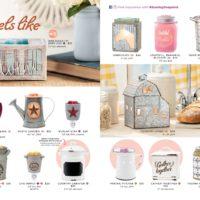SCENTSY FALL WINTER 2019 CATALOG WARMERS