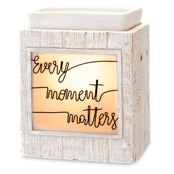 EVERY MOMENT MATTERS SCENTSY WARMER | EVERY MOMENT MATTERS SCENTSY WARMER | Shop Scentsy | Incandescent.Scentsy.us