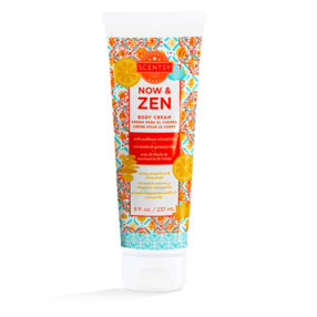 NOW AND ZEN SCENTSY BODY CREAM