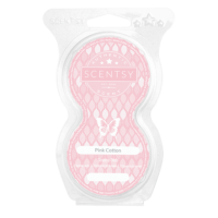 PINK COTTON SCENTSY PODS