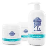 DRIFTWOOD BAY SCENTSY LAUNDRY BUNDLE