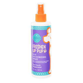 SCENTSY TEA TREE AND PEPPERMINT DOG DEODORIZING SPRAY