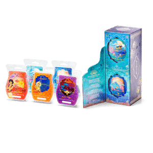 ALADDIN SCENTSY BAR WAX COLLECTION SET
