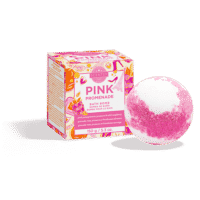 PINK PROMENADE SCENTSY BATH BOMB