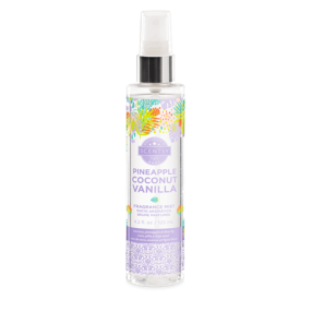 PINEAPPLE COCONUT VANILLA SCENTSY FRAGRANCE BODY MIST