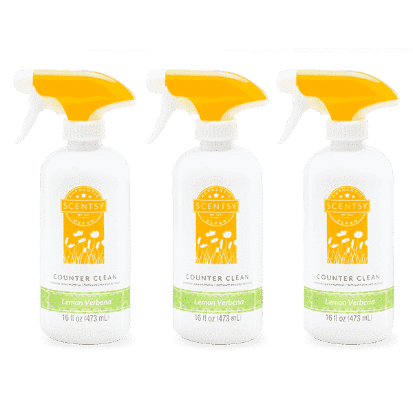 r1cleancountercleanlemonverbena3packisofw18 (1) | SCENTSY COUNTER CLEAN | SCENTSY CLUB SUBSCRIPTION