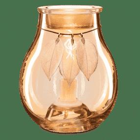 AMBER GLOW SCENTY WARMER