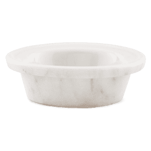 CARRARA SCENTSY WARMER DISH ONLY
