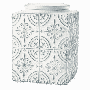 PRESSED TIN SCENTSY WARMER