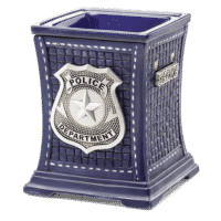 PROTECT & SERVE POLICE SCENTSY WARMER