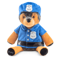 APOLLO THE POLICE OFFICER SCENTSY BUDDY