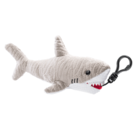 STEVIE THE SHARK SCENTSY BUDDY CLIP + BY THE SEA