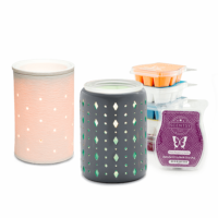 PERFECT SCENTSY BUNDLE - $30 SCENTSY WARMERS & SCENTSY BARS - COMBINE & SAVE