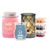 PERFECT SCENTSY SYSTEM $45 WARMERS AND SIX SCENTSY BARS