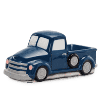 BLUE RETRO TRUCK SCENTSY WARMER ONLY