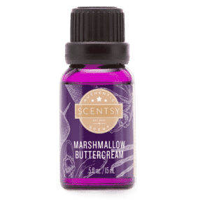 MARSHMALLOW BUTTERCREAM SCENTSY OIL