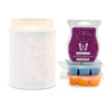 SCENTSY SYSTEM - $35 WARMER & 3 SCENTSY BARS - COMBINE & SAVE