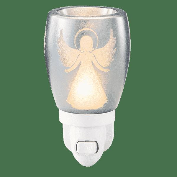ANGELIC MINI SCENTSY WARMER