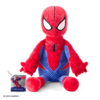 SPIDER-MAN SCENTSY BUDDY WITH NINE REALMS SCENTSY PAK