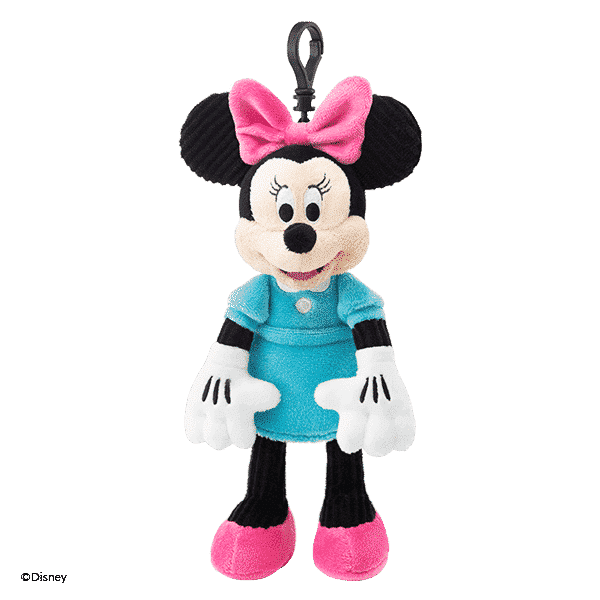 "Scentsy Buddy Disney  Mini Mouse stuffed buddy 17"" Brand New No Scent Pack/& Box"