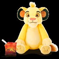 SIMBA LION KING SCENTSY BUDDY WITH PAK