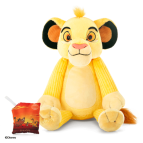 SIMBA LION KING SCENTSY BUDDY WITH PAK
