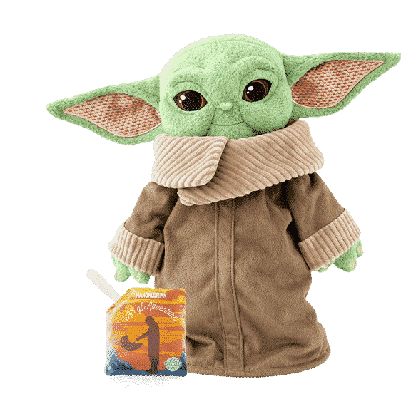 THE CHILD BABY YODA SCENTSY BUDDY