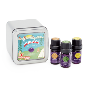 CAMPING OILS SCENTSY 3 PACK