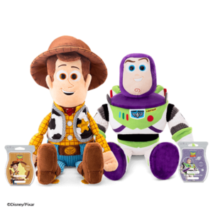 WOODY & BUZZ LIGHTYEAR SCENTSY BUDDIES BUNDLE